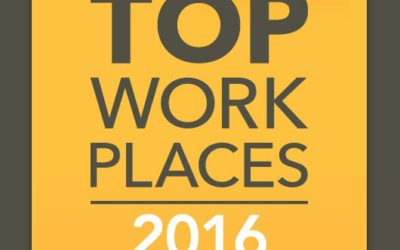The Baltimore Sun Honors PDG as a Top Workplace